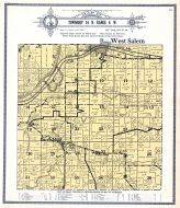West Salem and Barre Mills, La Crosse County 1913